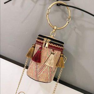 Handbags - Tassel Clutch Purse